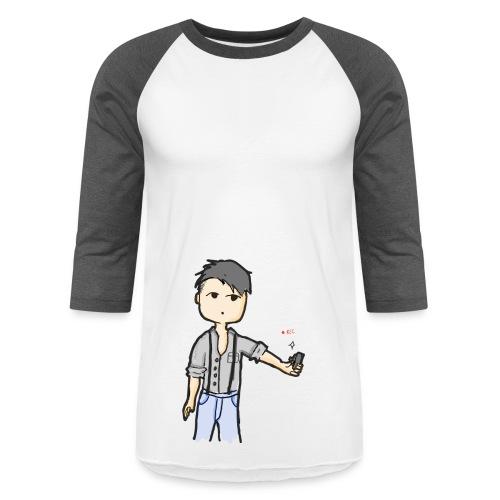 Dave Disci Baseball Tee - Baseball T-Shirt