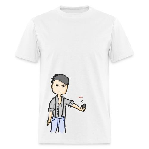 DaveDisci Tee - Men's T-Shirt