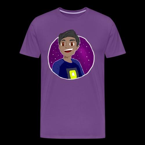 SALMS LOGO T-SHIRT - Men's Premium T-Shirt
