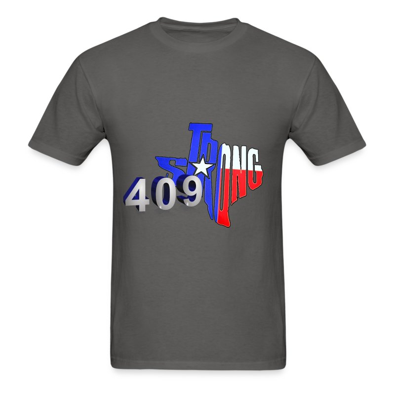 409 strong.png - Men's T-Shirt