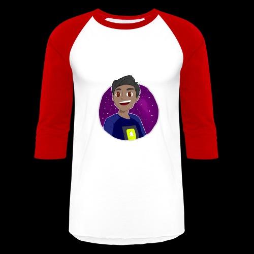 Salms Baseball T-Shirt - Baseball T-Shirt