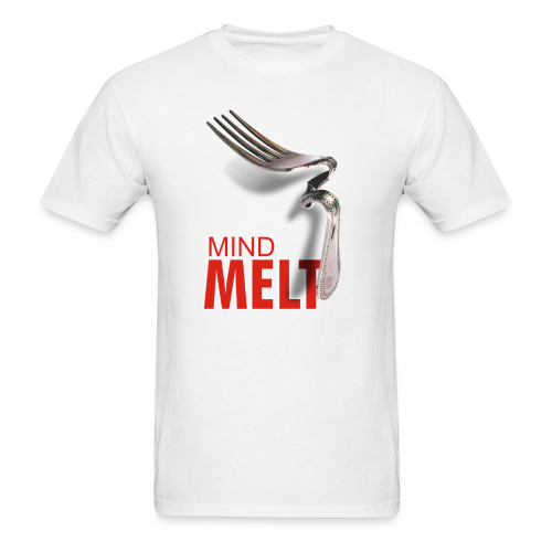 3D MIND-MELT T-SHIRT - Men's T-Shirt