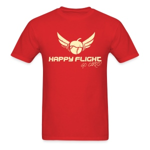 Happy Flight  - Men's T-Shirt