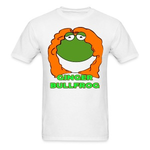 Ginger Bullfrog - Men's T-Shirt
