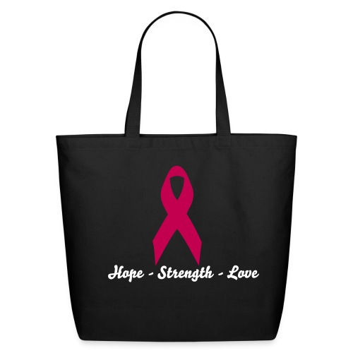 Awareness Tote - Eco-Friendly Cotton Tote