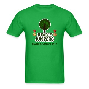 Jungle Jumpers Mens - Men's T-Shirt