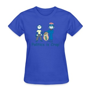 Empty Pockets  - Women's T-Shirt