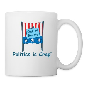 Out of Ballots - Coffee/Tea Mug