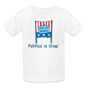 Out of Ballots - Kids' T-Shirt