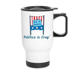 Out of Ballots - Travel Mug