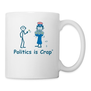 Daisy Politics - Coffee/Tea Mug