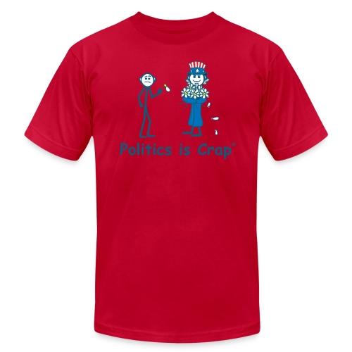 Daisy Politics - Men's Fine Jersey T-Shirt