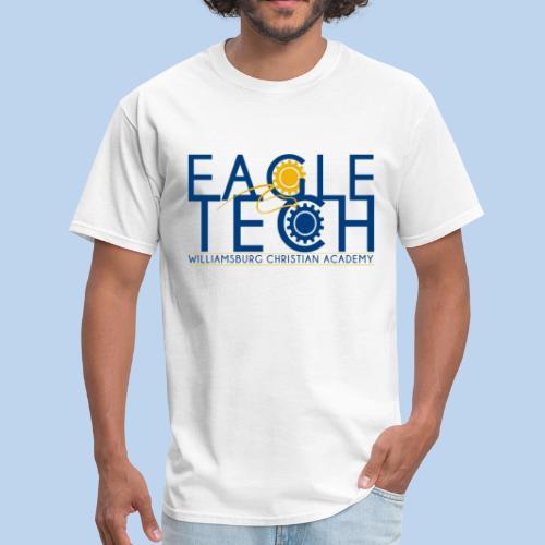 Eagle Tech Robotics Team Tee - Men's T-Shirt