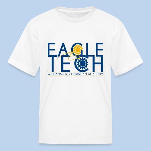 Eagle Tech Robotics Team Tee - Kids' T-Shirt