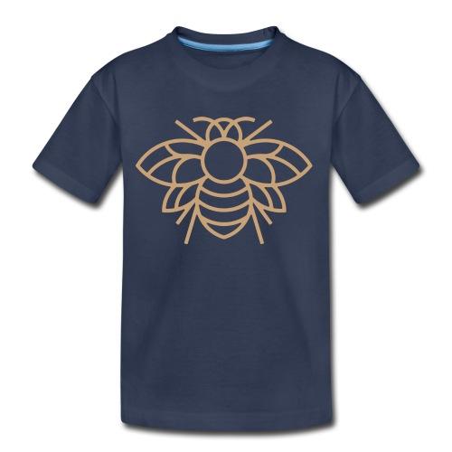 Golden Bee Kids Tee - Kids' Premium T-Shirt