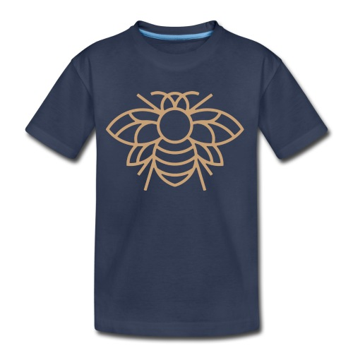 Golden Bee Kids Tee - Kids' Premium T-Shirt