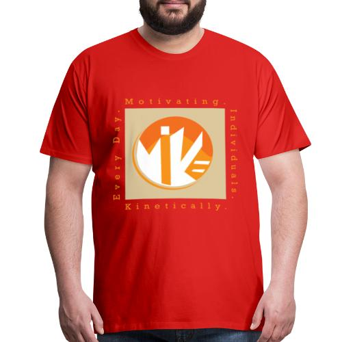 M.I.K.E Adult T-Shirt - Men's Premium T-Shirt