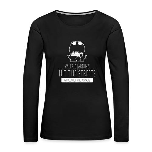 Valerie Jardin's HTS WW Photowalks Women's shirt - Women's Premium Long Sleeve T-Shirt