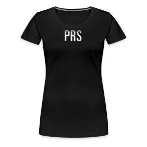 PRS Women's Comp Tee White Logo - Women's Premium T-Shirt