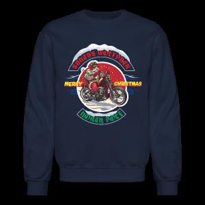 Santa's Wolfpack - Crewneck Sweatshirt