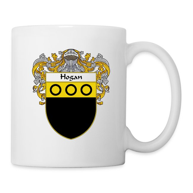 9a5bcb4a09f 415197 | Hogan Coat of ArmsFamily Crest - CoffeeTea Mug