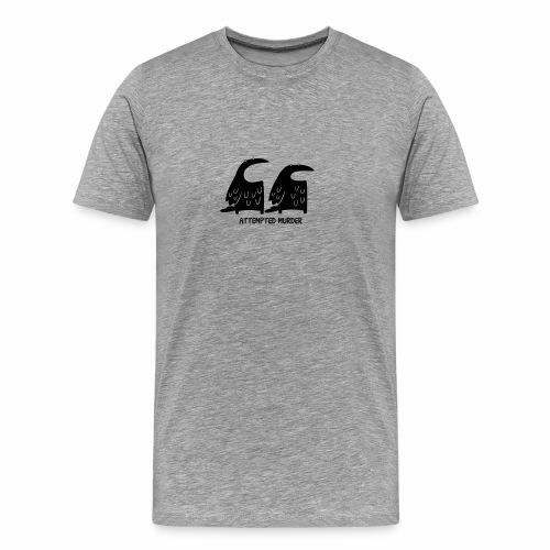 Attempted Murder - Men's Tee - Men's Premium T-Shirt