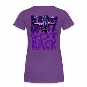 Baby Got Back - Women's Premium T-Shirt
