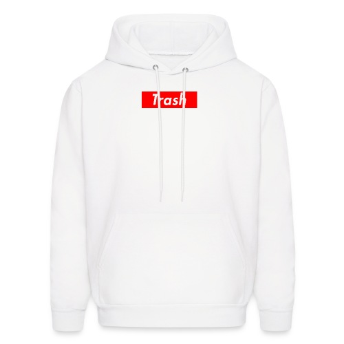 trash hoodie - Men's Hoodie