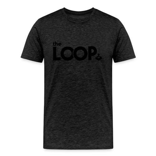 the LOOP Men's - Men's Premium T-Shirt