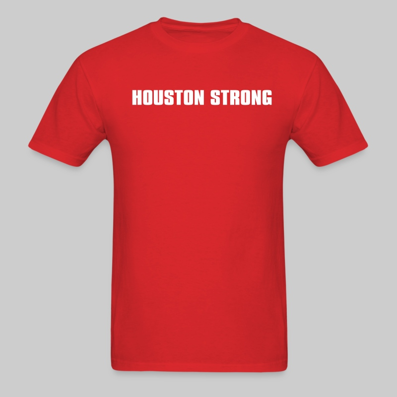 HoustonStrong - Men's T-Shirt