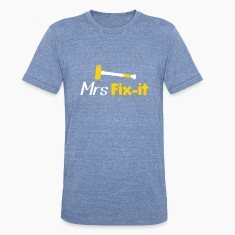 MRS fix-it with a hammer  T-Shirts