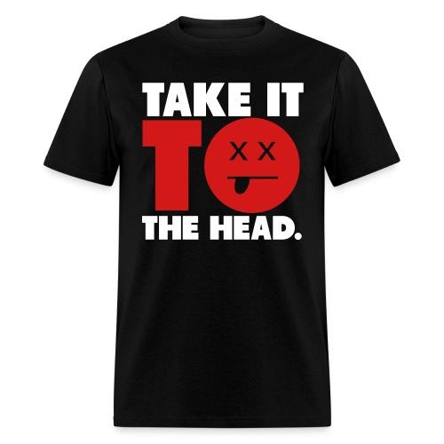 Highstyle Clothing Flu Games Men - Men's T-Shirt