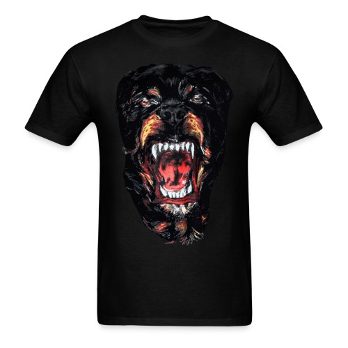 Highstyle Clothing Rotty Men - Men's T-Shirt