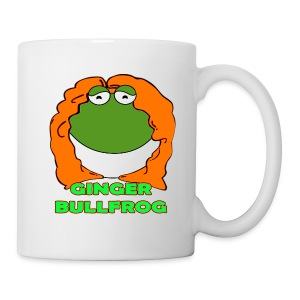 Ginger Bullfrog Mug - Coffee/Tea Mug