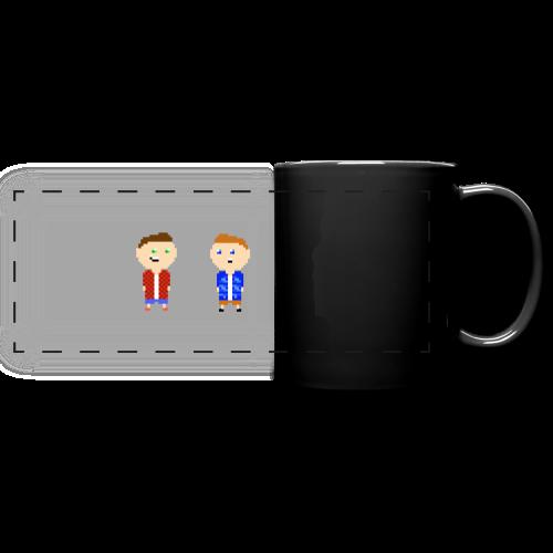 welcomeback. mug - Full Color Panoramic Mug