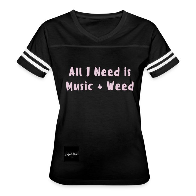 All I Need...(Women's Vintage Tee)