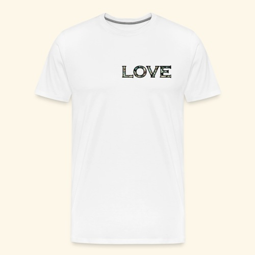 Weed Love Tee - Men's Premium T-Shirt