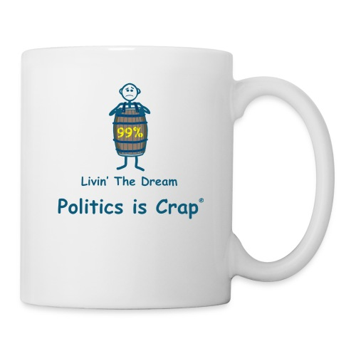 Livin The Dream - Coffee/Tea Mug