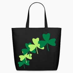 Shamrock Splash Bags