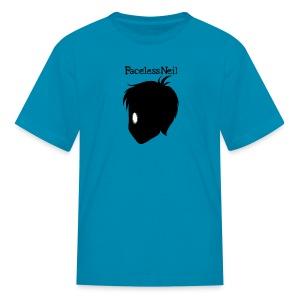 Faceless Neil Kid SHIRT - Kids' T-Shirt