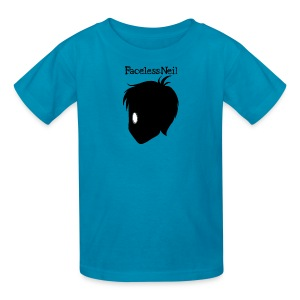 Faceless Neil Kid SHIRT - Kids' T-Shirt