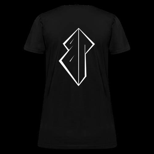 Sym Design BLACK - Women's T-Shirt