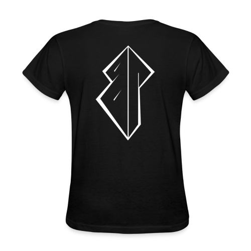 Sym Design BLACK - Women's T-Shirt