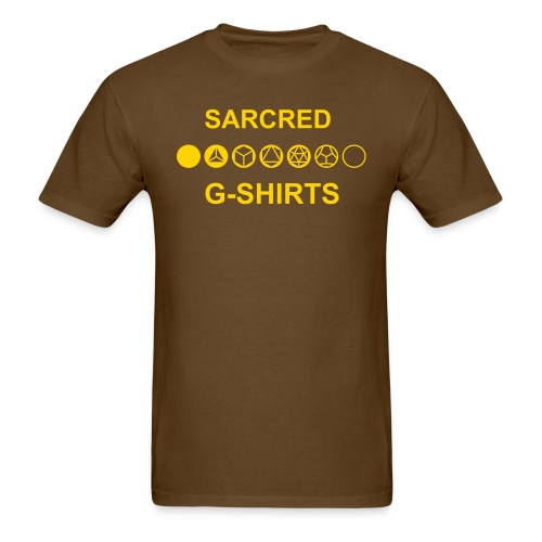 Sacred G-Shirts - Men's T-Shirt