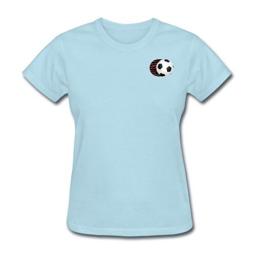 Top 5 Sports (Soccer) Womens Tee - Women's T-Shirt