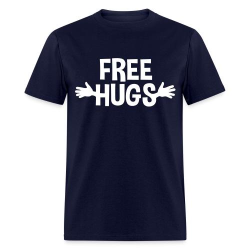Free hugs Hands Shirt - Men's T-Shirt