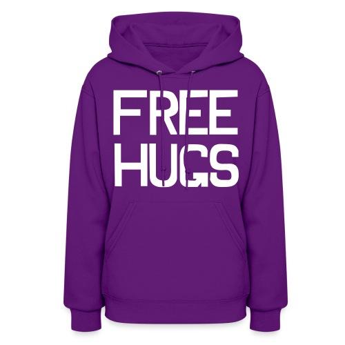 Free hugs Hoodie - Girl - Women's Hoodie