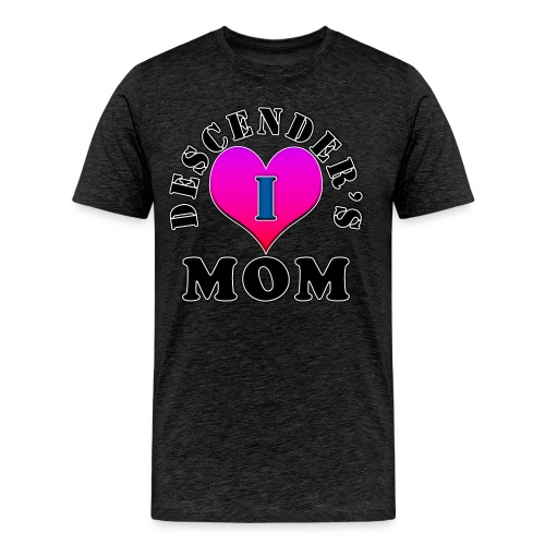 I Love Descender's Mom! - Men's Premium T-Shirt
