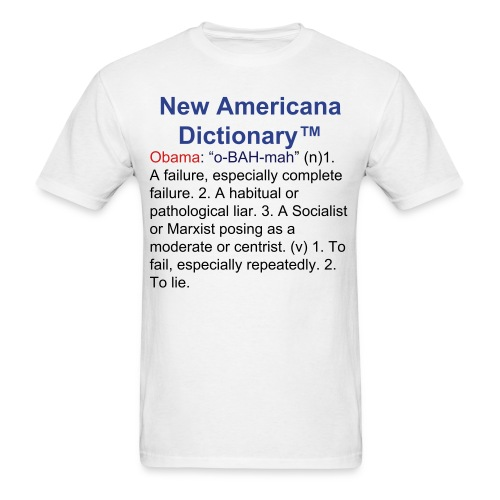 Obama-failure - Men's T-Shirt