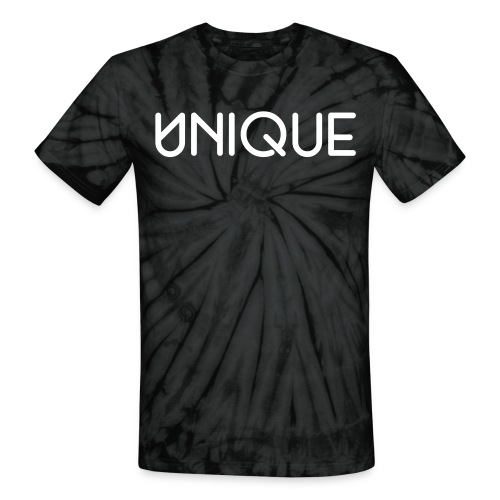 Unique Summer 2018 Collection - Unisex Tie Dye T-Shirt